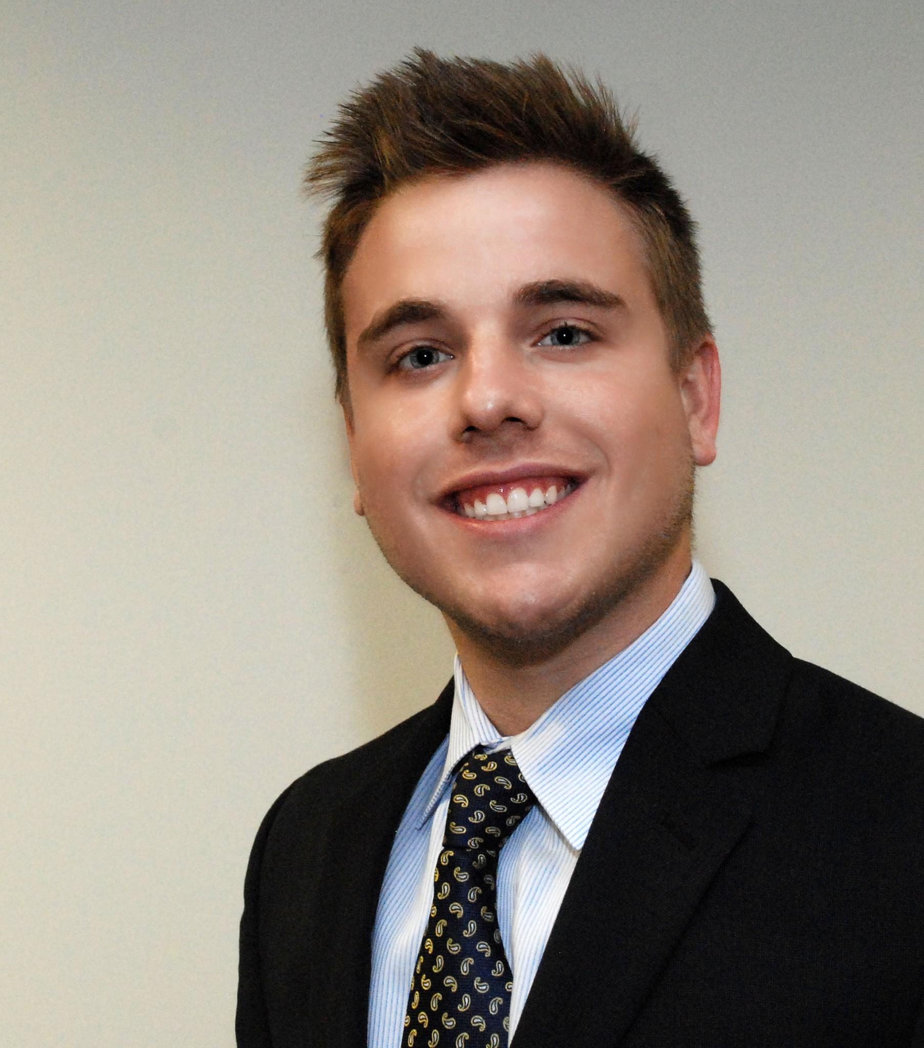 Jeremy Tucker, Licensed Real Estate Salesperson