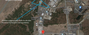 1001 Scott Ave, Calverton Land-Ind For Sale
