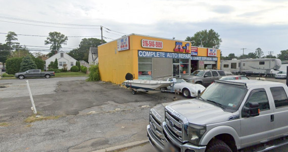 153 Sunrise Hwy, Merrick Retail-Auto Service Property For Sale Or Lease