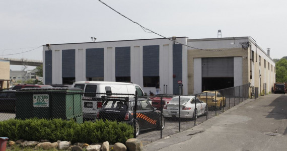 35 Lumber Rd, Roslyn Industrial Space For Lease