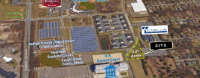 Eastview Dr, Central Islip Land-Ind For Sale