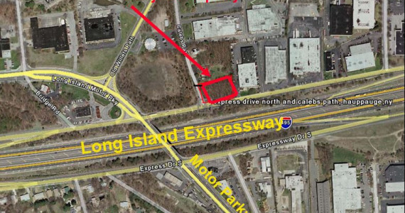 N Expressway Dr and Calebs Path, Hauppauge Land For Sale